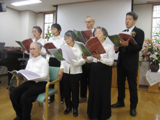 Makiba English Choir2017