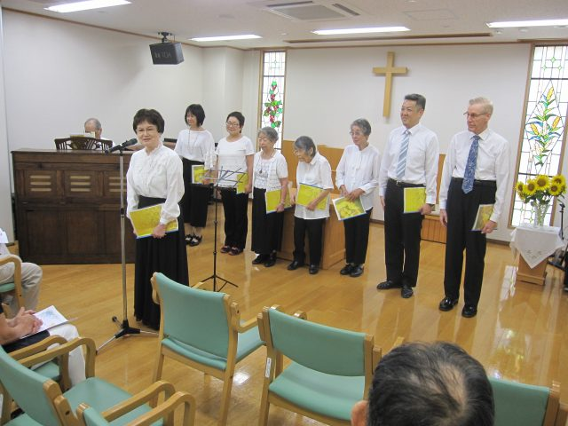 「Makiba English Choir」の皆様